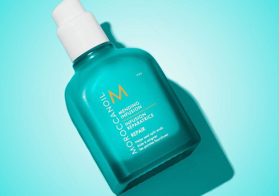 Již brzy!! Moroccanoil Mending Infusion