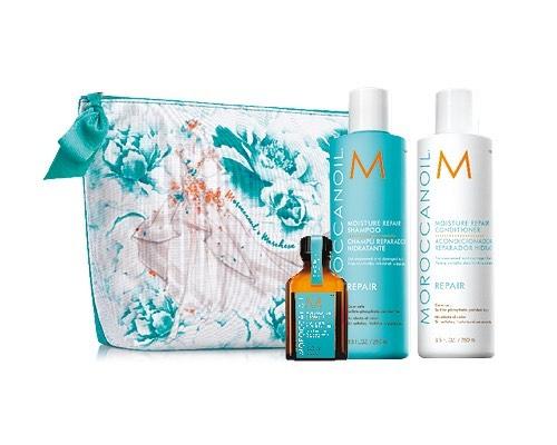 Překrásnou kosmetická taška značky Marchesa pro novou promotion