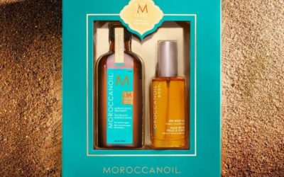V roce 2018 slaví značka Moroccanoil 10. narozeniny